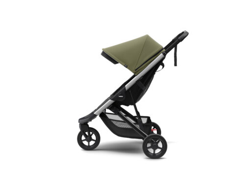 thule spring olive green side